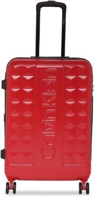 Calvin Klein Central Park West Cabin Luggage - 20 inch(Red)