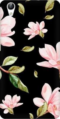 COBIERTAS Back Cover for Motorola Moto G5s Plus(Multicolor Black Floral Pink Roses design Designer Print Printed Design, Hard Case)