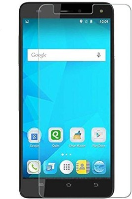 CHAMBU Edge To Edge Tempered Glass for Micromax Canvas Entice A105(Pack of 1)