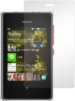 CHAMBU Edge To Edge Tempered Glass for Nokia Asha 501(Pack of 1)