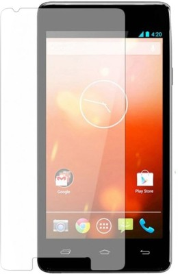 CHAMBU Tempered Glass Guard for Micromax A111 Canvas Doodle(Pack of 1)