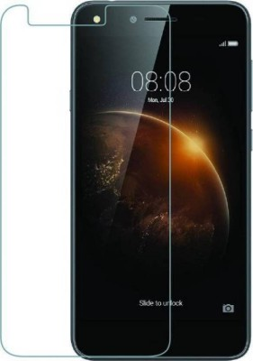 CHAMBU Edge To Edge Tempered Glass for MICROMAX X78(Pack of 1)
