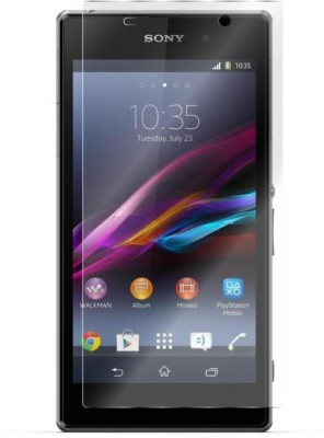 CHAMBU Tempered Glass Guard for SONY XPERIA Z1S(Pack of 1)