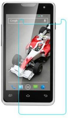 CHAMBU Edge To Edge Tempered Glass for Xolo Q500(Pack of 1)