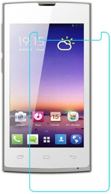 CHAMBU Tempered Glass Guard for KARBONN A111(Pack of 1)