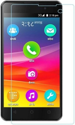 CHAMBU Tempered Glass Guard for Micromax Canvas Ego A113(Pack of 1)