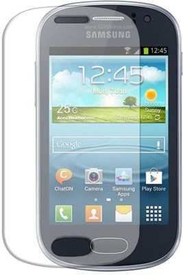 CHAMBU Tempered Glass Guard for SAMSUNG GALAXY FAME(Pack of 1)