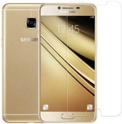 MB STAR Tempered Glass Guard for Samsung Galaxy C7 Pro(Pack of 1)