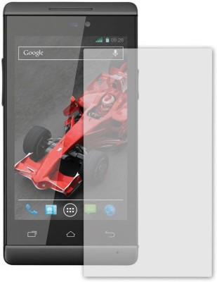 CHAMBU Edge To Edge Tempered Glass for Xolo A500L(Pack of 1)