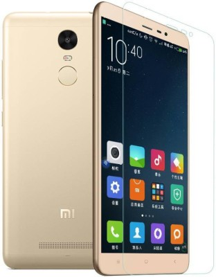 Ideal Collection Tempered Glass Guard for Mi Redmi Note 3(Pack of 1)