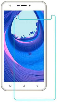CHAMBU Tempered Glass Guard for Karbonn K9 Smart Plus(Pack of 1)