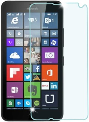 CHAMBU Edge To Edge Tempered Glass for Microsoft Lumia 640 (3G)(Pack of 1)