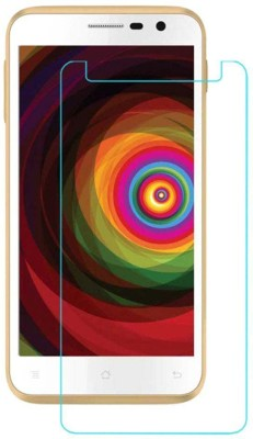 CHAMBU Tempered Glass Guard for Karbonn A5 Star (8GB)(Pack of 1)