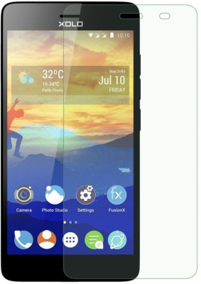 CHAMBU Edge To Edge Tempered Glass for Xolo A1000(Pack of 1)