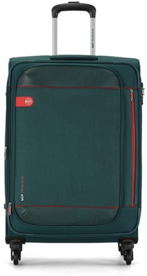 VIP LEGION TEAL BLUE Expandable  Check-in Luggage - 24 inch(Blue)
