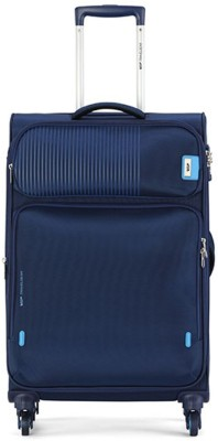 VIP ZEN LITE Expandable  Check-in Luggage - 24 inch(Blue)