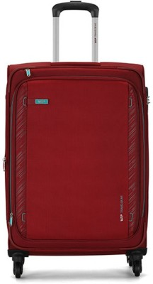 VIP SCOPE RED Expandable  Check-in Luggage - 23 inch(Red)