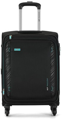 VIP SCOPE BLACK Expandable  Check-in Luggage - 24 inch(Black)