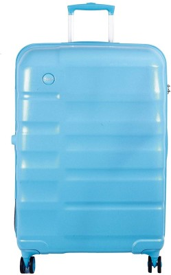 VIP TROLLY 80 360° OSCAR BLUE (CEPTOR80OBL) Expandable  Check-in Luggage - 30 inch(Blue)