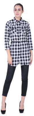 Trendyfrog Solid Women Tunic