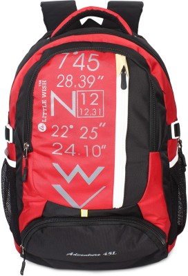 LITTLE WISH Adventure 25 L Backpack Red