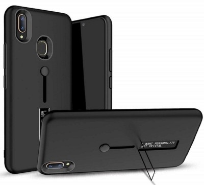 Cover Alive Back Cover for Samsung Galaxy M20(Black, Shock Proof)