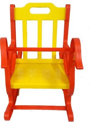 kashmi Plastic Rocking Chair(Finish Color - Multicolor)