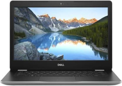 Dell 14 3000 Core i3 7th Gen - (4 GB/1 TB HDD/Windows 10 Home) inspiron3481 Laptop(14 inch, Platinum Silver, 1.79 kg)