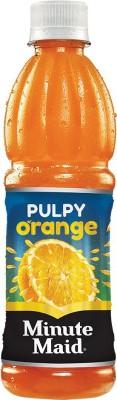 Minute Maid Pulpy Orange(400 ml)