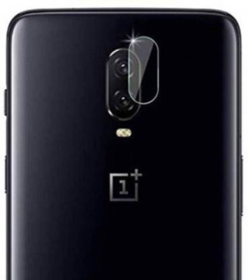 GBKS Back Camera Lens Glass Protector for OnePlus 6T(Pack of: 1)