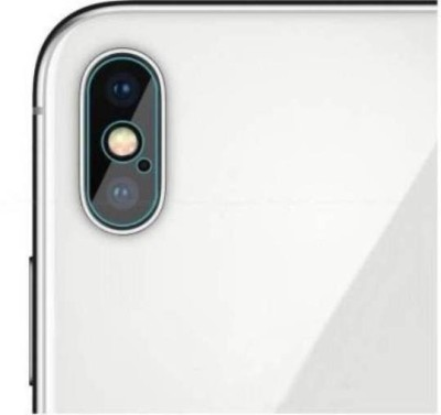GBKS Back Camera Lens Glass Protector for Apple iPhone XS Max(Pack of: 1)