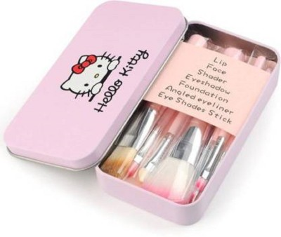 Hello Kitty brush Set of 7(Pack of 7)