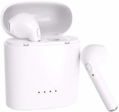 CHG True Wireless Bluetooth Headset(White, In the Ear)
