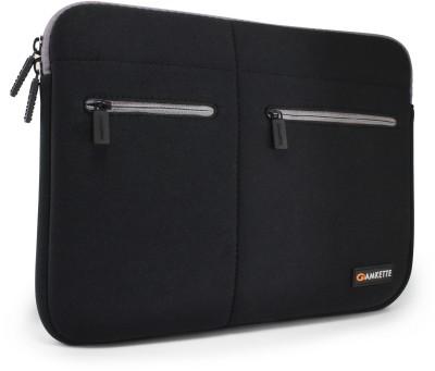 AMKETTE 15.6 inch Expandable Sleeve/Slip Case(Black)