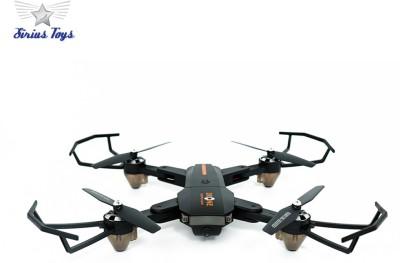 Sirius Toys S - Sky Phantom Foldable Drone - WiFi Camera (720p) (Orange)