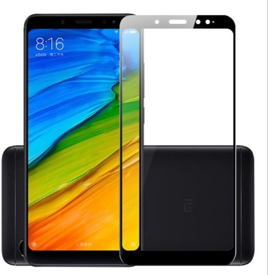 Buynow Edge To Edge Tempered Glass for Mi Redmi Note 5(Pack of 1)