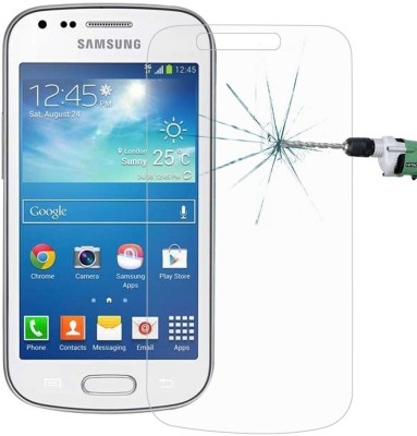 CHAMBU Impossible Screen Guard for SAMSUNG GALAXY TREND 3(Pack of 1)