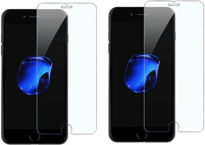 Spycom Tempered Glass Guard for Apple Iphone 7 Plus/8 Plus (full Display Cover)(Pack of 1)