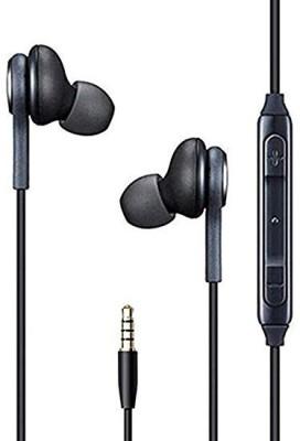 QUEZIL Opp_o F11 pro,A3s,F9 Pro,K1,A5,A7,F9,F7,A5,F5, Wired Headset(Black, In the Ear)