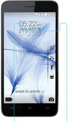 CHAMBU Edge To Edge Tempered Glass for ZTE ZINGER(Pack of 1)