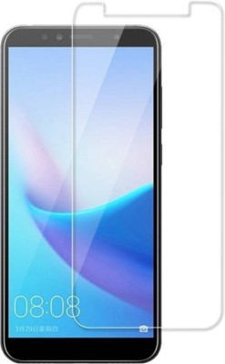 CHAMBU Tempered Glass Guard for Lava Z60s(Pack of 1)