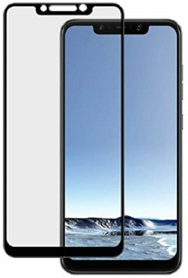 Celzo Tempered Glass Guard for LG W10(Pack of 1)