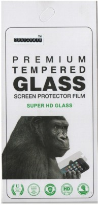 Obstinate Tempered Glass Guard for for Samsung Galaxy Wide 4(Pack of 1)