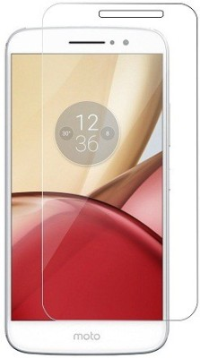 Power Tempered Glass Guard for Motorola Moto M(Pack of 1)