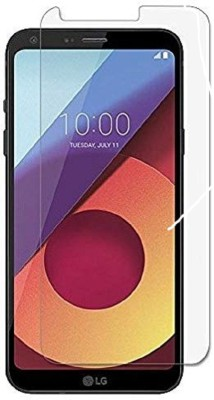 Power Tempered Glass Guard for Lg Q6 Plus(Pack of 1)