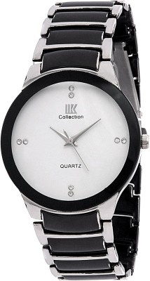 IIK Collection Luxury Round Shaped Analog Watch   For Men IIK Collection Wrist Watches