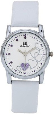 IIK Collection Classic Round Shaped Analog Watch   For Women IIK Collection Wrist Watches