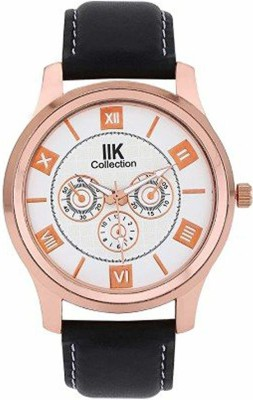 IIK Collection IIK506M Round Shaped Analog Watch   For Men IIK Collection Wrist Watches