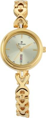 Titan NN2601YM03 Analog Watch   For Women Titan Wrist Watches
