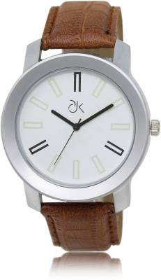 ADK~AD-02aBrown Color Analog watch for Men
